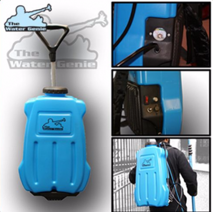 Water Genie 20L Backpack Spares